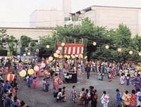 御魂祭り盆踊り